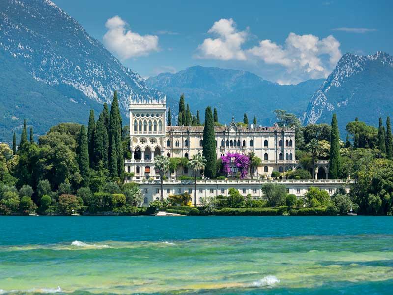 Hotel Eden Sirmione Bs Italien